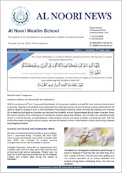 Newsletter Issue #6 - 9 April 2020