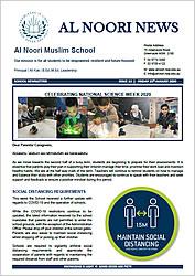 Newsletter Issue #12 - 21 August 2020