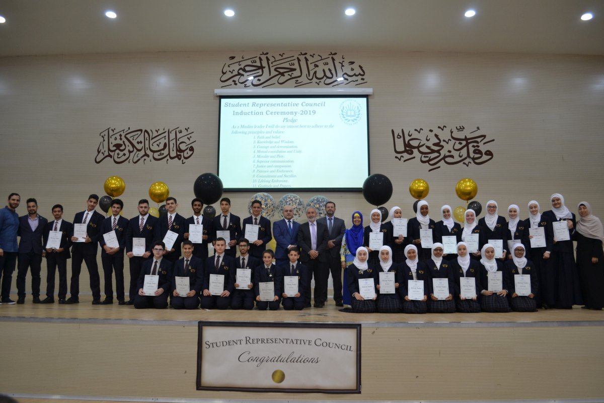 2019 Student Representative Council