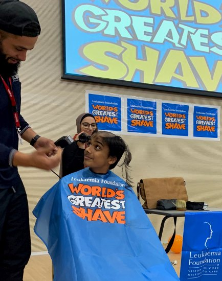 2019 World's Greatest Shave