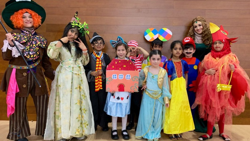 Annual K – 6 Book Character Parade