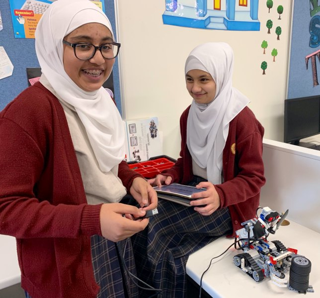 Science, Technology, Engineering and Mathematics (STEM) for Girls