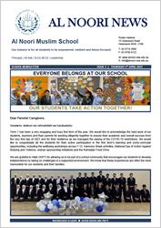 Newsletter Issue #3 - 1 April 2021